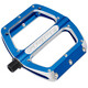 Spank Spoon Pedals blue/silver